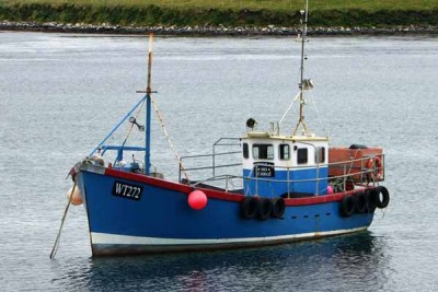 WT 272 –  AINGEAL MO CHROI – ©FiskerForum - Foto: Donegal-Bay.
