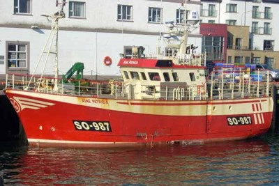 SO 987 –  AINE PATRICIA – ©FiskerForum - Foto: Donegal-Bay.