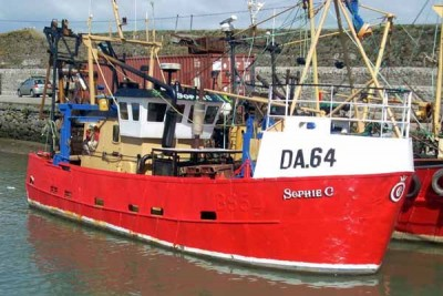 DA 64 –  Sophie C – ©FiskerForum - Foto: Donegal-Bay