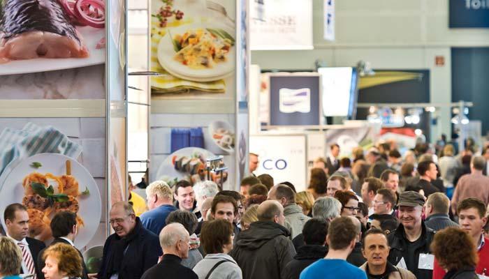 International Fiskeri Messe i Bremen Tyskland 2014
