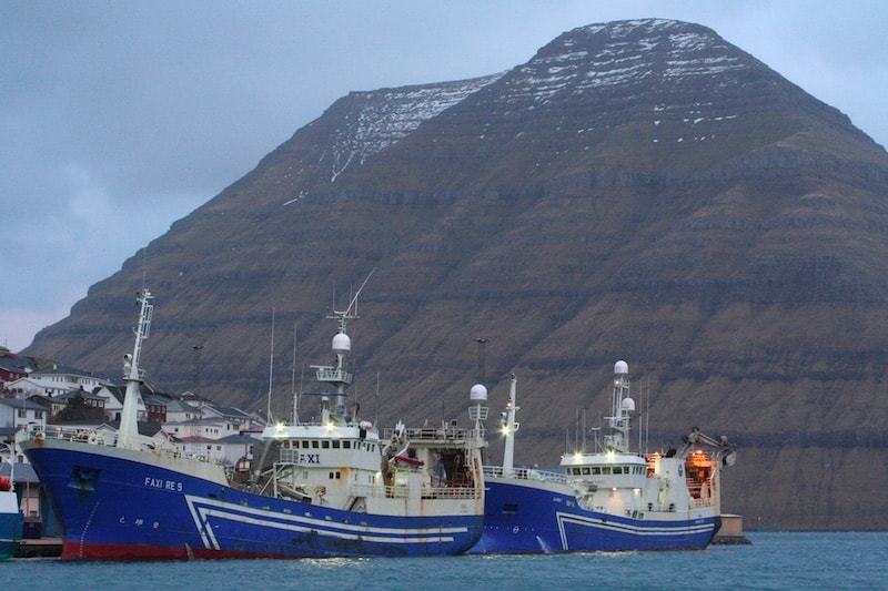 Iceland and Faroes agree mutual access deal