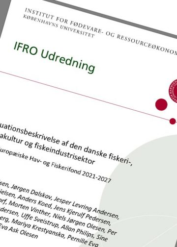 IFRO rapport