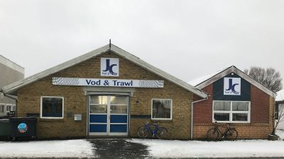 God opstart for JC vod og trawl i Strandby