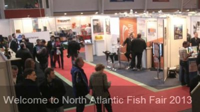 Stor interesse for North Atlantic Fish Fair 2013