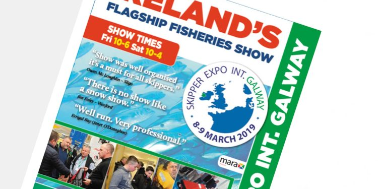 Skipper Expo int. Galway 2019