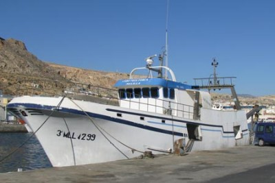 MLL 1299 –  Cabo Tres Forca – ©FiskerForum - Foto: SytAl